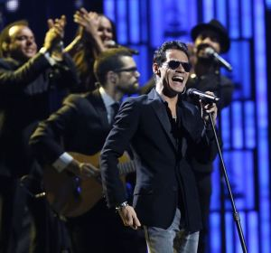 Marc Anthony, Premios Grammy Latinos 2013