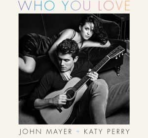 Portada de 'Who you love', de John Mayer y Katy Perry