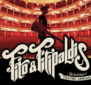 Fito y Fitipaldis en directo desde el Teatro Arriaga