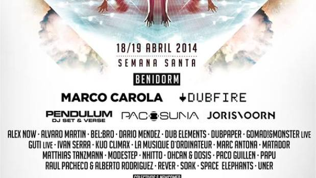 Electro Weekend 2014