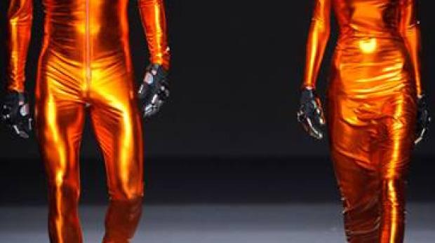 Carlos diez rinde homenaje a Daft Punk