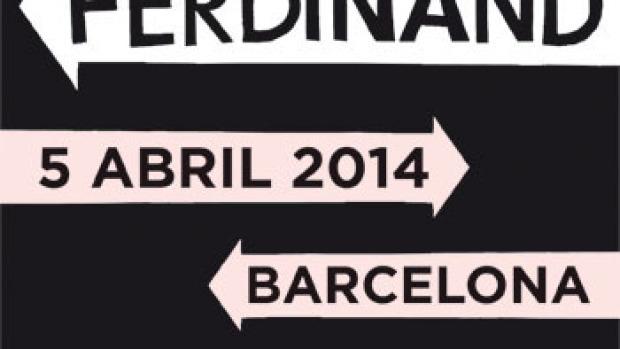 Concierto de Franz Ferdinand en Barcelona