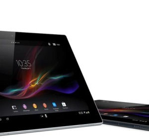 Tablet Sony 311SGP