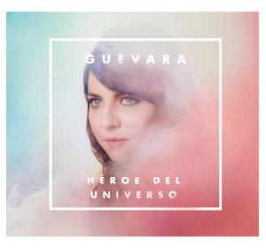 Portada del nuevo disco de Guevara
