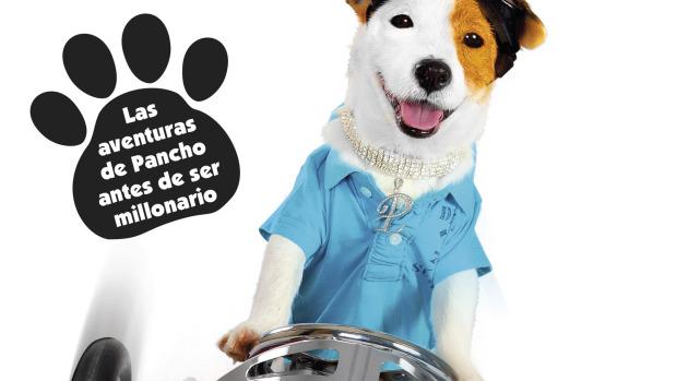 Película Pancho el perro millonario