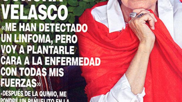 Valiente y conmovedora entrevista a Concha Velasco