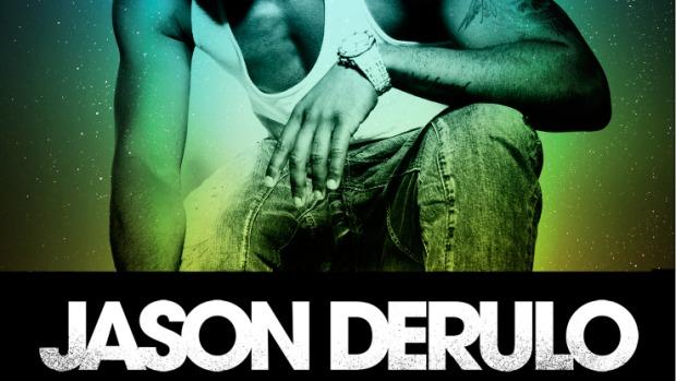 Jason Derulo y Brian Cross en Opium Barcelona