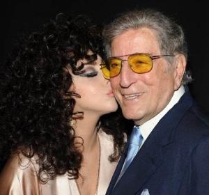 Lady Gaga y Tony Bennet