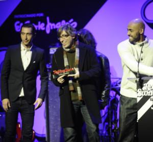 Un Lugar Llamado Mundo recibe el Premio Rolling Stone 2013