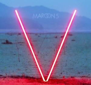 Portada del nuevo disco de  Maroon 5