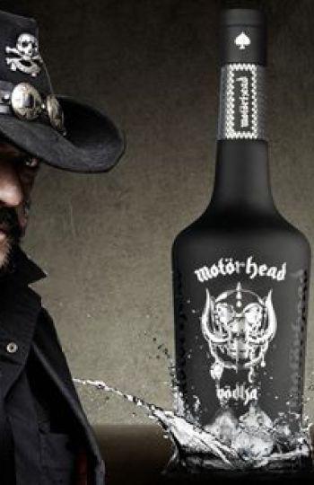 Motörhead tiene diferentes bebidas bajo su nombre