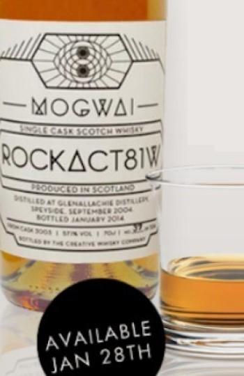 Whisky RockAct81w de Mogwai