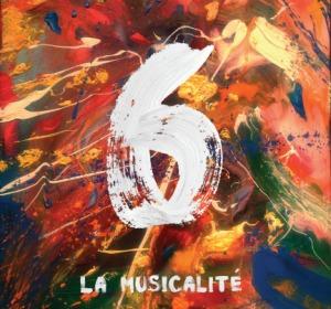 Portada del sexto disco de La Musicalité