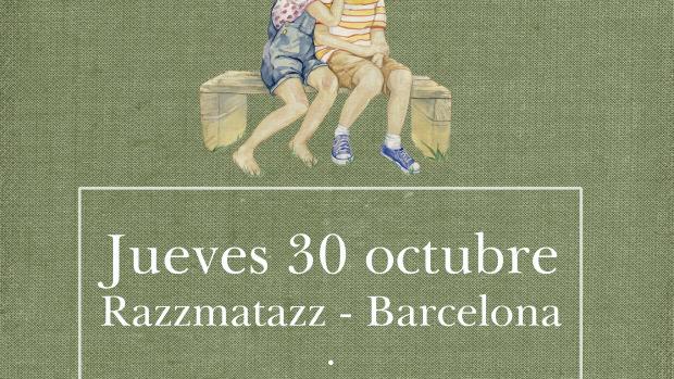 Europa FM, emisora oficial del concierto de Passenger en Barcelona
