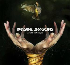 Portada de 'Smoke + Mirrors' de Imagine Dragons