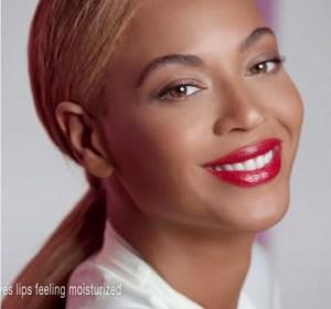 Resultado final de la campaña de Beyoncé para L'Oreal