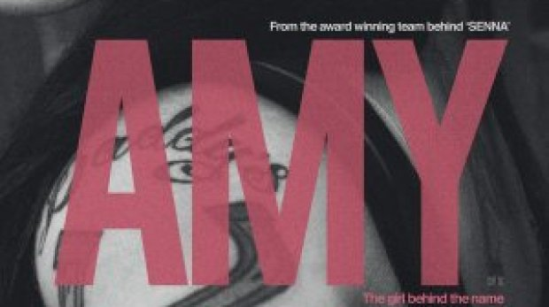 Poster del documental sobre Amy Winehouse