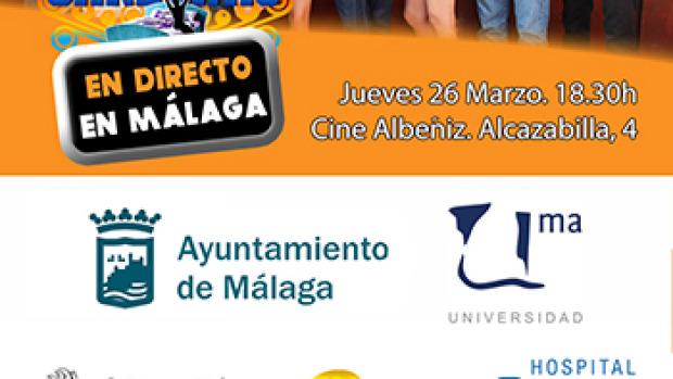 Levántate y Cárdenas en directo desde Málaga 2015