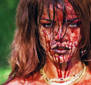 Rihanna se venga en 'Bitch Better Have My Money'
