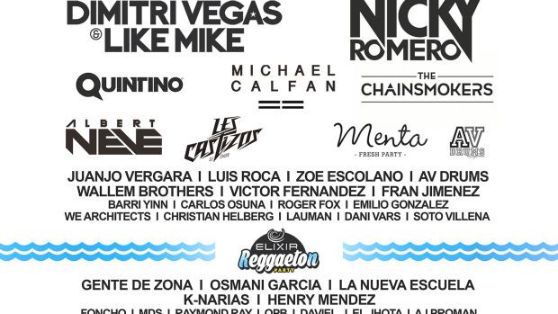 Los Álamos Beach Festival 2015