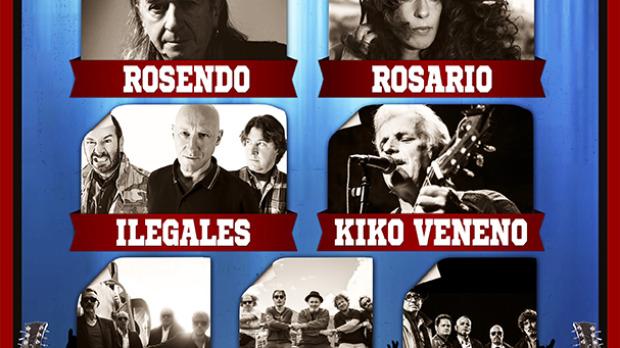 Iberia Festival Benidorm 2015