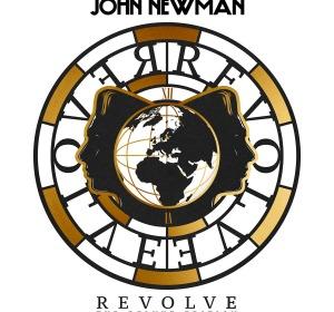 Portada de Revolve de John Newman
