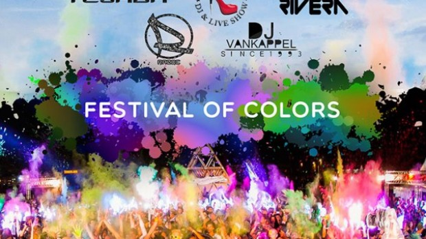 Festival Of Colors Málaga 2015