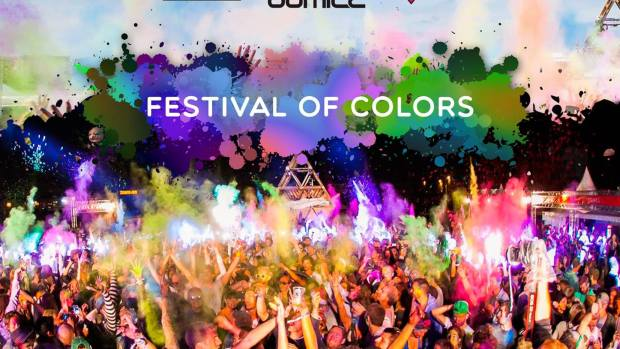 Festival Of Colors en Tenerife