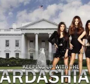 Las Kardashian en la Casa Blanca