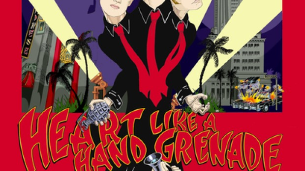 Heart Like A Hand Grenade, la película documental de Green Day