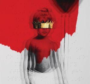 Portada de 'ANTI', de Rihanna